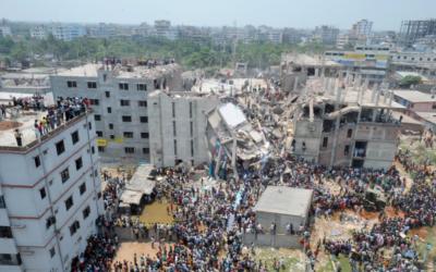 L'effondrement du Rana Plaza : quel impact sur la sous-traitance des firmes multinationales ? (5 articles… en 5 minutes)